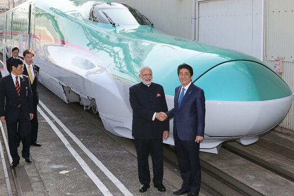 IRFC keen to fund extended network of India's first 'bullet train' project