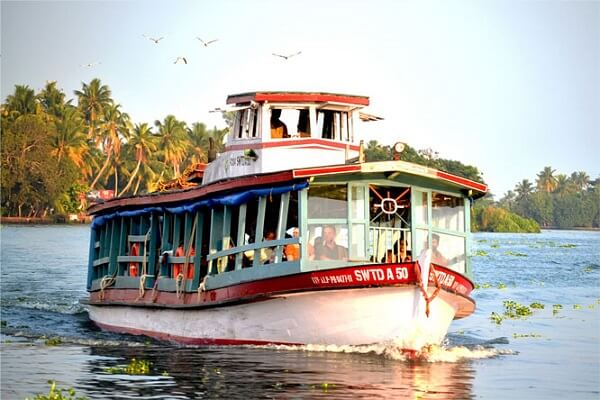 Kerala launches first water taxi and catamaran boat service in Alappuzha