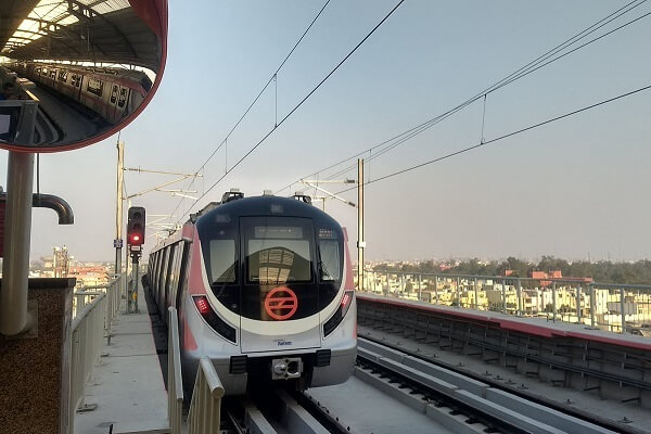 Delhi Metro opens Durgabai Deshmukh South Campus-Lajpat Nagar stretch today