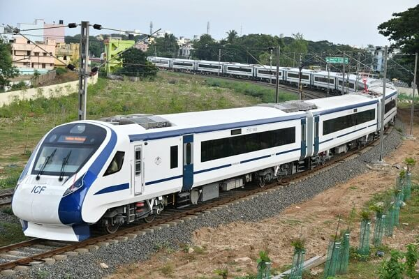 Medha Servo bags ₹2,211 crore supply contract for 44 Vande Bharat Trainsets