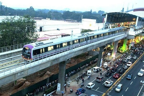 Bangalore Metro: Project Information, Tenders, Stations, Routes and Updates