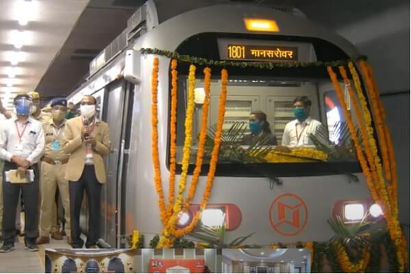 Jaipur Metro opens Chandpole-Badi Chaupar underground section for public today