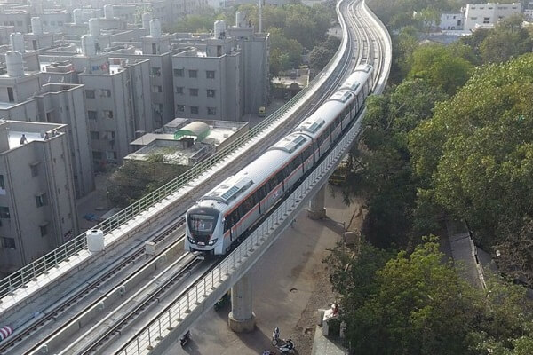 PM Modi to lay foundation stone of Surat Metro Rai Project in next week
