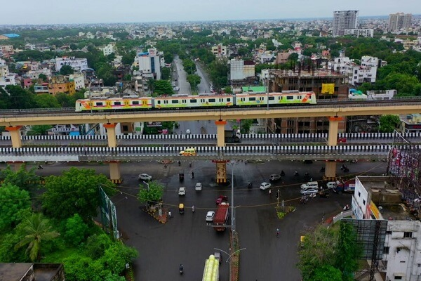 Nagpur Metro: Project Information, Tenders, Stations, Routes and Updates