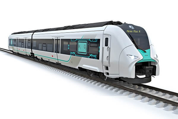 Deutsche Bahn and Siemens Mobility come together for testing of Hydrogen-fuel Train