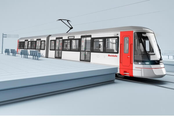 Siemens bags €400 million order to supply 109 LRV from Düsseldorf and Duisburg