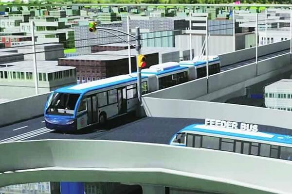 Jaipur Metro proposes to run Metro Neo system on BRTS corridor