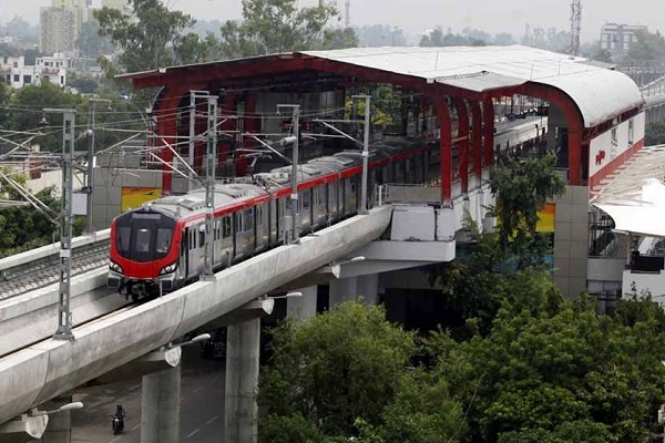 Lucknow Metro: Project Information, Tenders, Stations, Routes and Updates