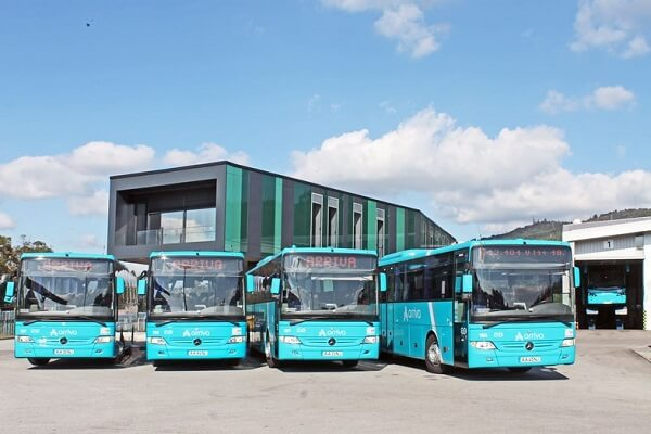 Arriva Group awarded €259 million Bus Contract in Lisbon, Portugal