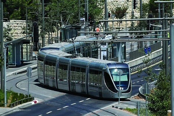 Israel awarded US$838 million contract to build 41 km Haifa-Nazareth Tram Train Line