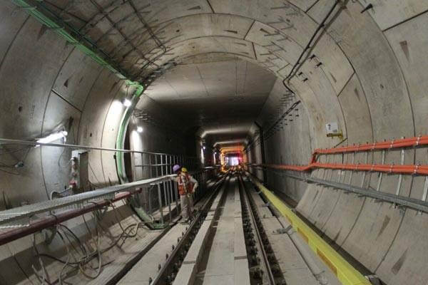 Tender for underground section of Aerocity-Tughlakabad line of Delhi Metro Phase 4 launched