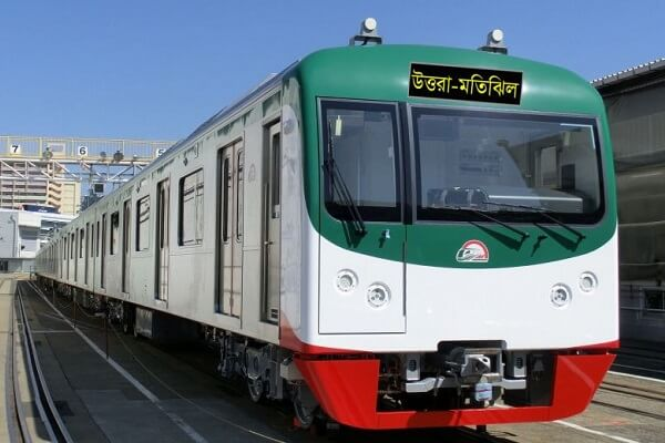 Nippon Koei-led consortium bags $US127m consultancy contract of Dhaka Metro's Line-5