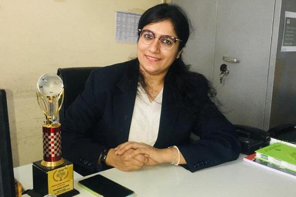 Ar. Priyanka Kumar - Urban Planner, Regional Centre for Urban & Environmental Studies, Lucknow