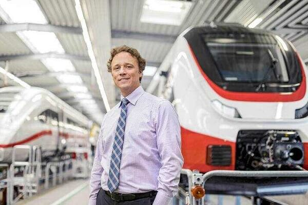 Interview with Danny Di Perna, Global President of Bombardier Transportation
