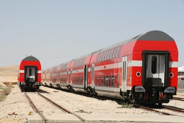 Bombardier to retrofit 143 TWINDEXX double-deck coaches for Israel Railways