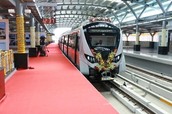 Ardanuy Ingenieria to design the energy systems for Surat and Ahmedabad Metro