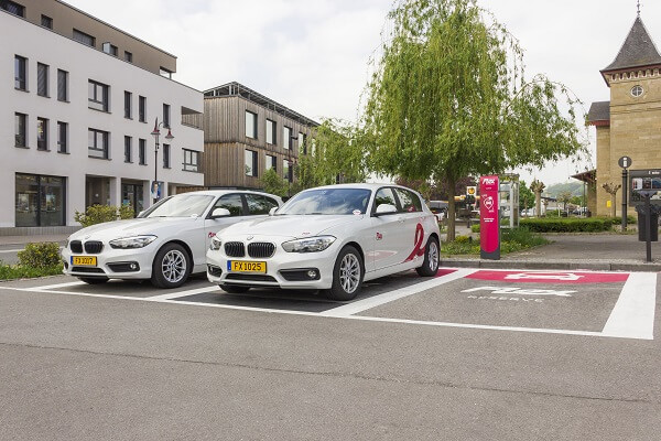 Car sharing promotes mobility turnaround in Luxembourg