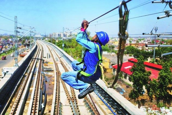 Salasar Techno awarded electrification contract of two depots of Delhi Metro