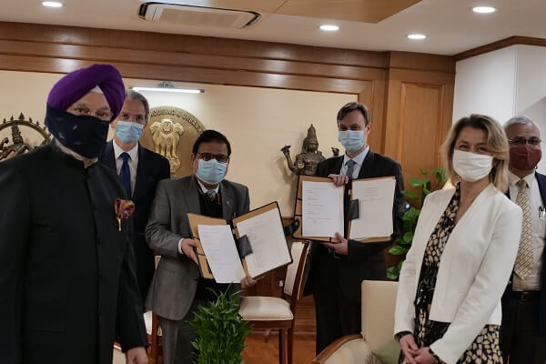 AFD signs loan agreement worth €250 million with India for Surat Metro Rail project