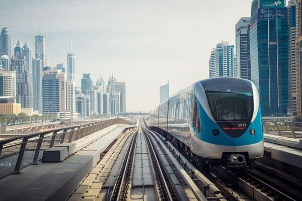 Keolis-MHI LLC takes over Dubai Metro and Tram's Operation and Maintenance