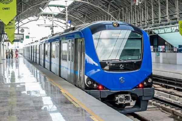 Tenders invited for construction of underground stations for Chennai Metro's Line 4