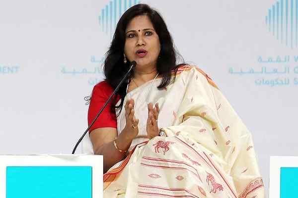 Karuna Gopal   Smart Cities Advisor-Foundation for Futuristic Cities, Hyderabad
