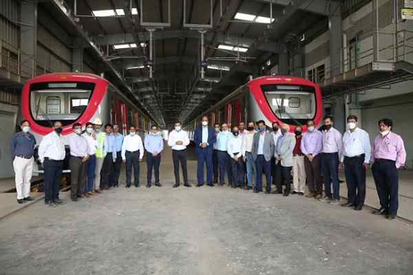 CIDCO may commence operation of Navi Mumbai Metro by December 2021
