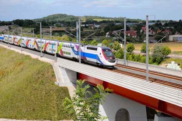 Thailand plans new High Speed Rail line from Bangkok to Pattaya