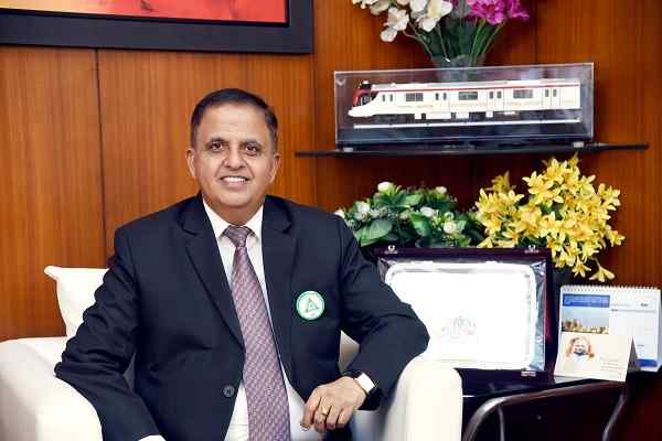 Interview with Kumar Keshav, Managing Director, UPMRC