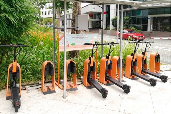 SMART researchers explore E-scooters as a new micro-mobility service