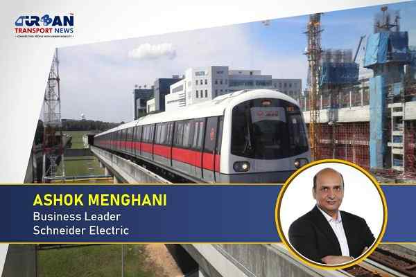 Exclusive Interview with Ashok Menghani, Business Leader at Schneider Electric