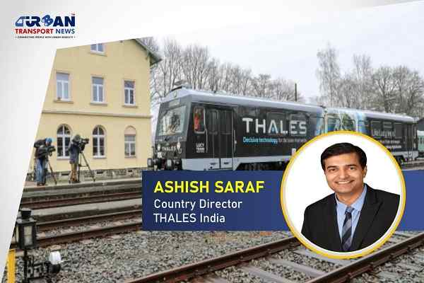 Ashish Saraf appointed as Country Director for Thales India
