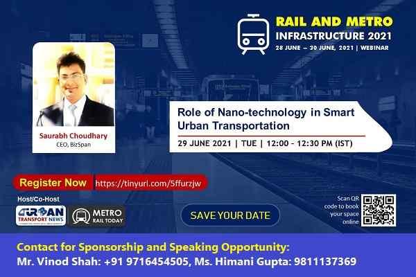 Webinar | Role of Nano-technology in Smart Urban Transportation