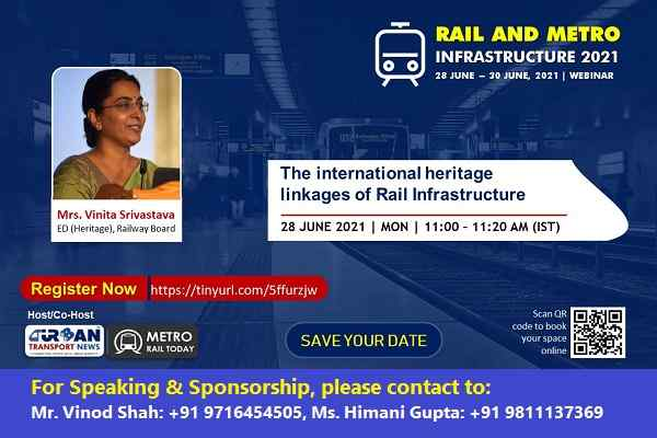Webinar | The international heritage linkages of Rail Infrastructure