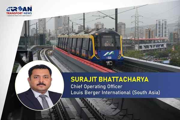 Surajit elevated as Chief Operating Officer at Louis Berger International-South Asia