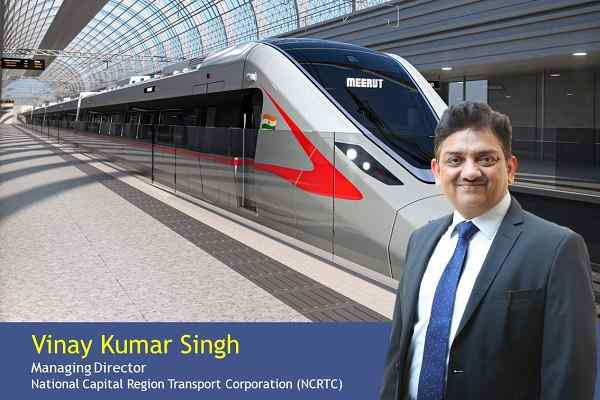 India's first Rapid Rail will be launched for public by March 2023: Vinay Kumar Singh