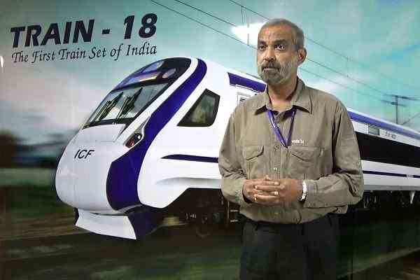 My Train 18 Story: Interview with Sudhanshu Mani, Innovator of Vande Bharat Train