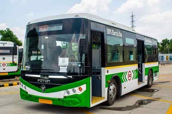 Delhi Metro launches cashless feeder electric bus service across Delhi-NCR