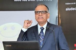 Exclusive Interview of Ashok Kumar Bhaiya, CMD, Aludecor Lamination