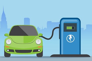 Financial viability of a typical public charging station in India