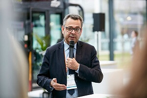 Exclusive interview with UITP's Secretary General Mohamed Mezghani