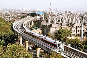 GMRC completes underground tunneling work of Ahmedabad Metro Rail project
