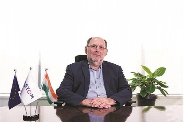 Exclusive Interview: Alain Spohr, Managing Director (India & South Asia), Alstom India